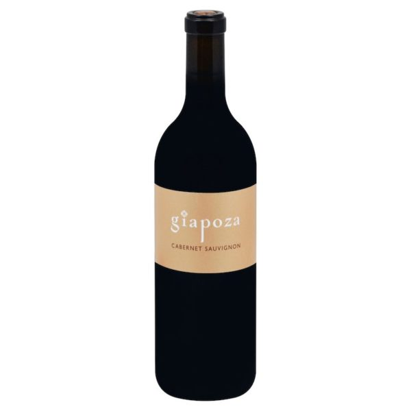 giapoza Cabernet Sauvignon - red wine for sale online