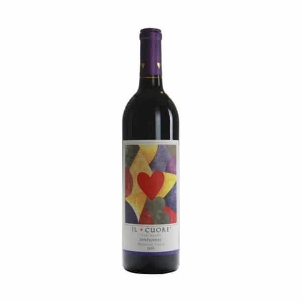 IL CUORE ZINFANDEL - RED WINE FOR SALE ONLINE