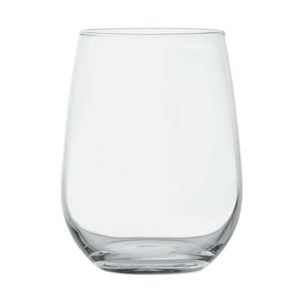 Libbey_Stemless_Wine_Glass_Glassware - engraved glassware for sale online