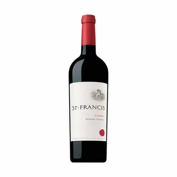 st francis claret - red wine for sale online
