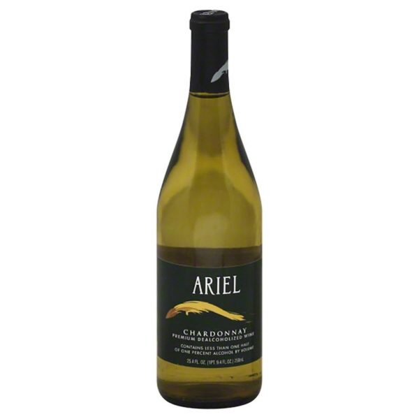 Ariel non alcoholic chardonnay - white wine for sale online