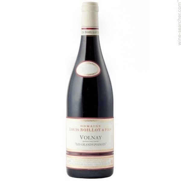 BOILLOT_VOLNAY_LES_GRAND_POISOTS - red wine for sale online