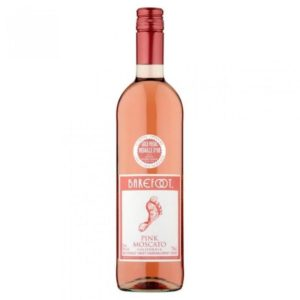 barefoot pink moscato - white wine for sale online