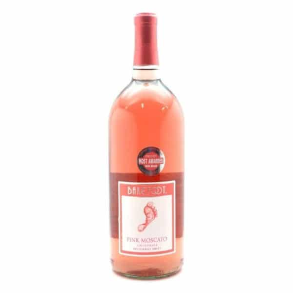 Barefoot Pink Moscato For Sale Online