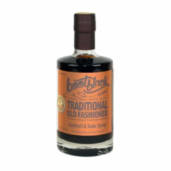 Bootblack Old Fashioned Syrup