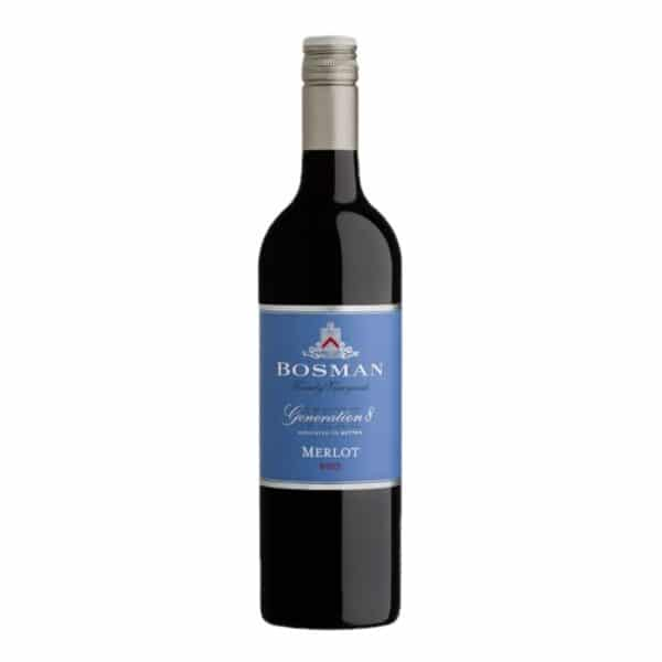 Bosman Generations8 Merlot For Sale Online