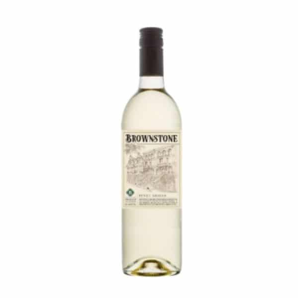 brownstone pinot grigio - white wine for sale online
