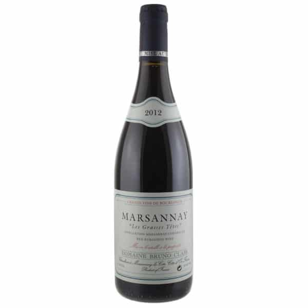 Bruno_Clair_Marsanny_Red - red wine for sale online