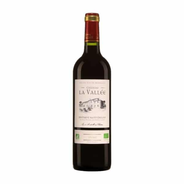 CHATEAU LA VALLEE - red wine for sale online
