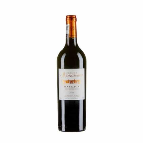 CHATEAU MONGRAVEY MARGAUX - red wine for sale online