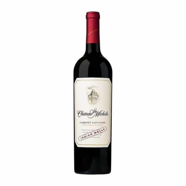 CHATEAU STE MICHELLE INDIAN WELLS CABERNET SAUVIGNON - red wine for sale online