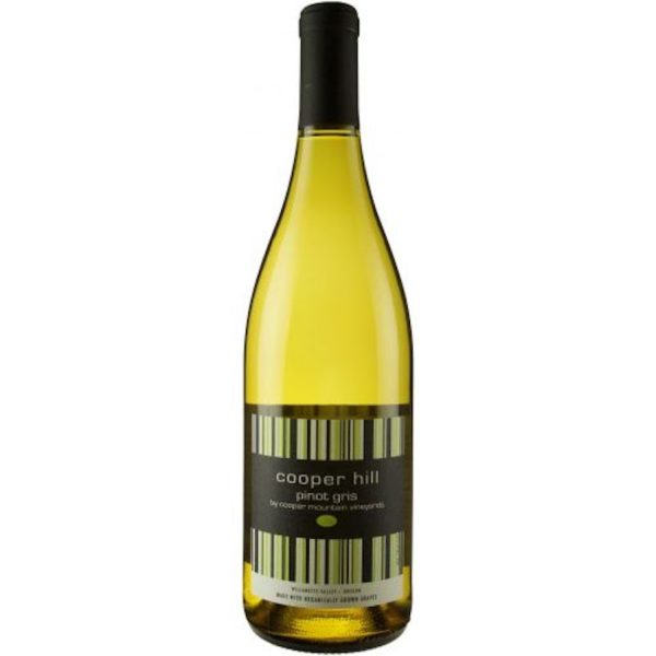 COOPER HILL PINOT GRIS - white wine for sale online