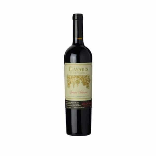 caymus special select - red wine for sale online