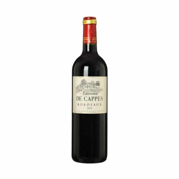 Chateau-du-Cappes-Bordeaux - red wine for sale online