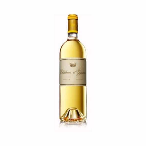 Chateau DYquem Sauternes - dessert wine for sale online.