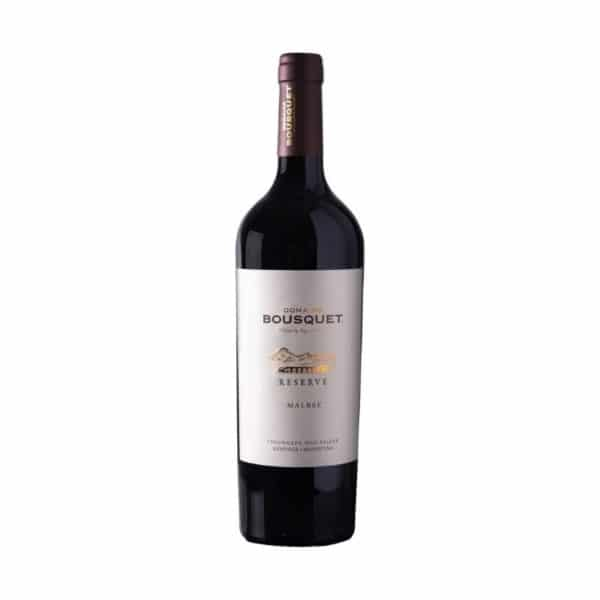 DOMAINE BOUSQUET MALBEC RESERVE - red wine for sale online