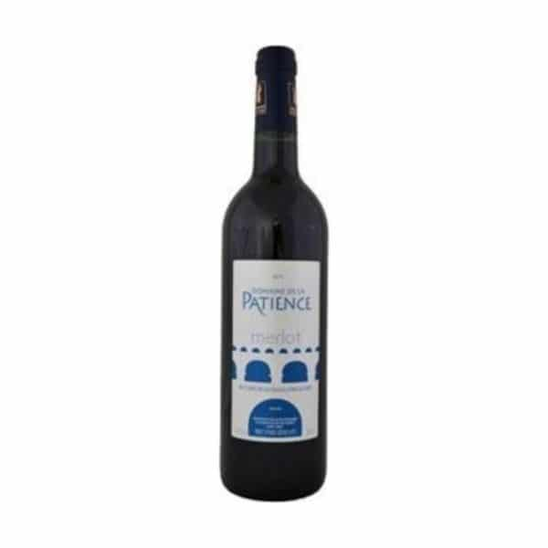 DOMAINE-PATIENCE-MERLOT - red wine for sale online