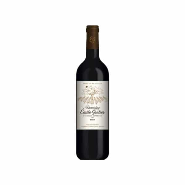 Emile Grelier Bordeaux - red wine for sale online