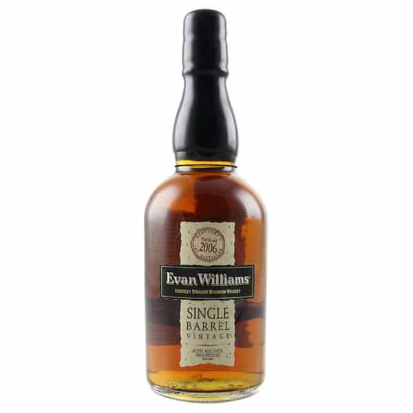 Evan Williams Single Barrel Bourbon for sale online