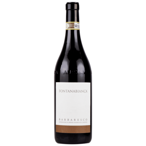 FONTANABIANCA BARBARESCO - barbaresco for sale online