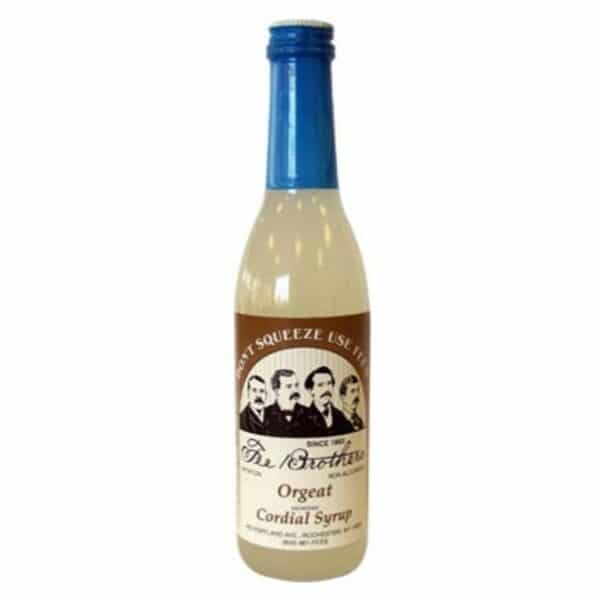 Fee Brothers Orgeat Syrup For Sale Online