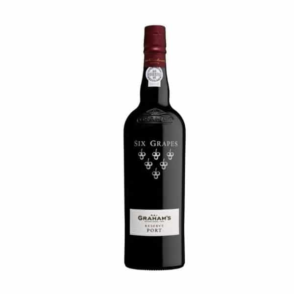 GRAHAMS-SIX-GRAPES-PORT-375ML - red wine for sale online