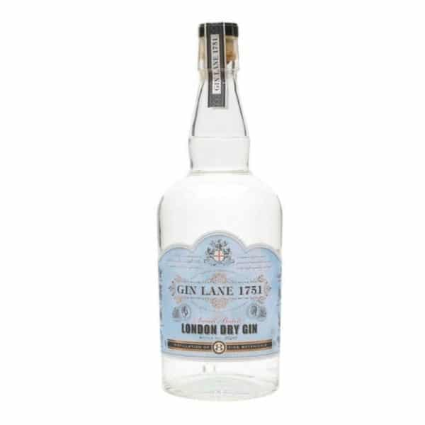 Gin Lane Small Batch London Dry For Sale Online