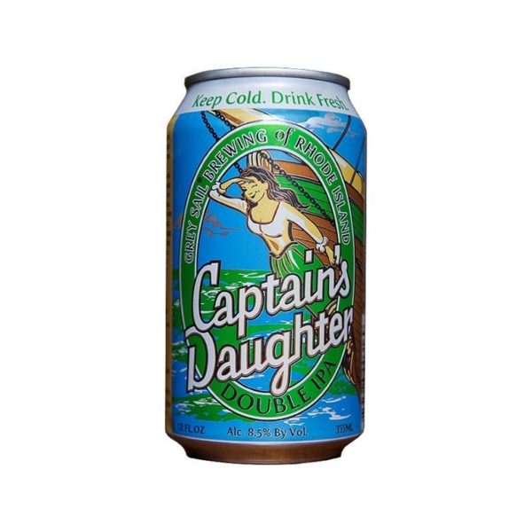grey sail captains daughter dipa - beer for sale online