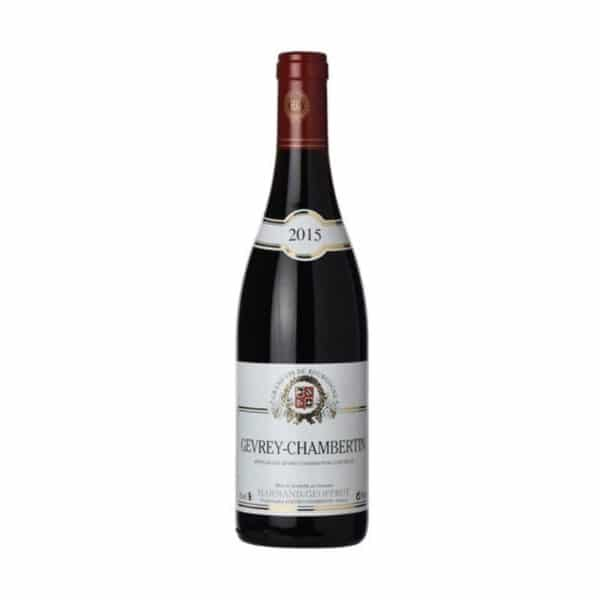 HARMAND-GEOFFROY GEVEY-CHAMBERTIN - red wine for sale online