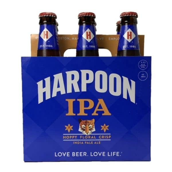 Harpoon IPA 6-pack for sale online