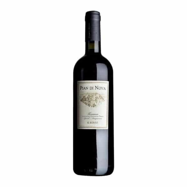 IL-BORRO-PIAN-DI-NOVA-TOSCANA - red wine for sale online