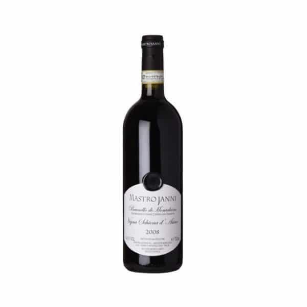 MASTROJANNI 'SCHIENA' BRUNELLO - brunello wine for sale online