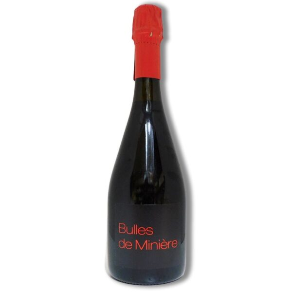 MINIERE-BULLES-PET-NAT-RED - red wine for sale online