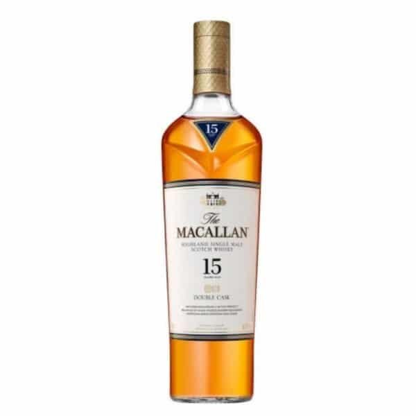 Macallan 15 Year Double Cask For Sale Online