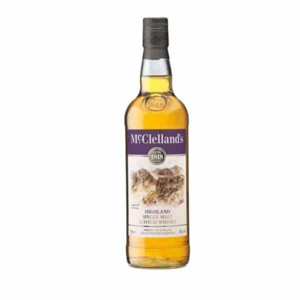 McClellands Single Malt Scotch For Sale Online