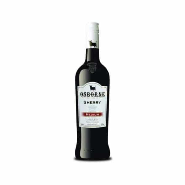 osborne medium sherry - dessert wine for sale online