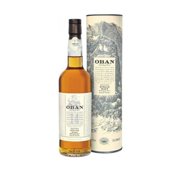 Oban 14 Year For Sale Online