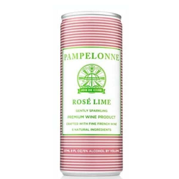 Pmapelonne Rose Lime Four Pack Cans for sale online
