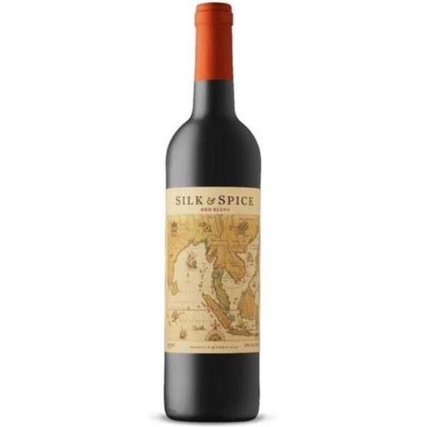 silk and spice red blend - red wine for sale online