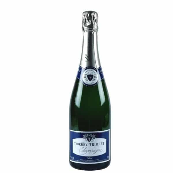 THIERRY TRIOLET GRANDE RESERVE - champagne for sale online