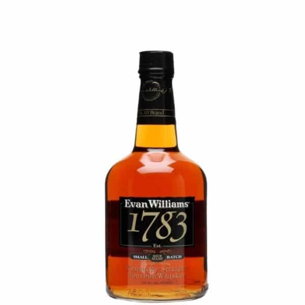 EVAN WILLIAMS 1783 BOURBON 750ml - bourbon for sale online