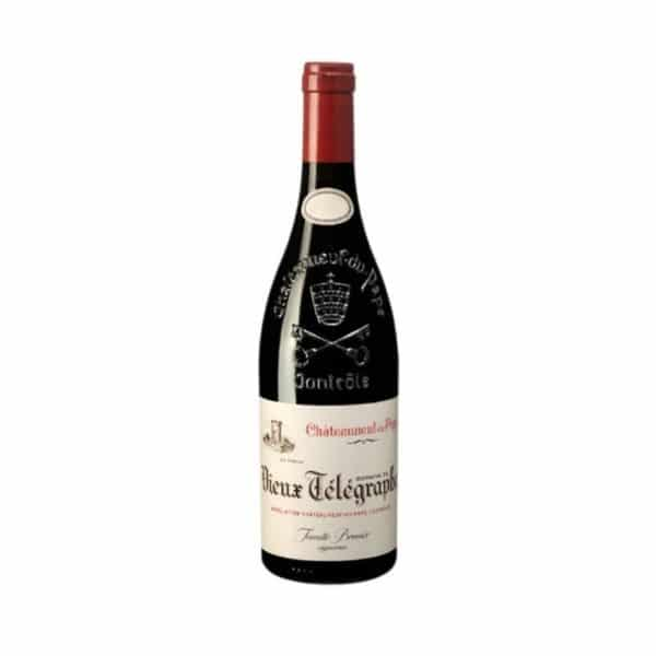 Vieux_Telegraphe_Red - red wine for sale online