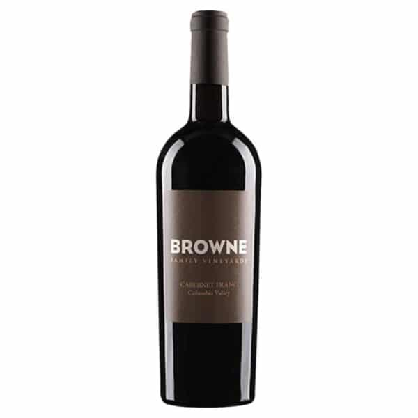 browne family vineyards cabernet franc - red wine for sale online