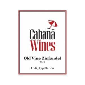 cabana-wines-zinfandel - red wine for sale online