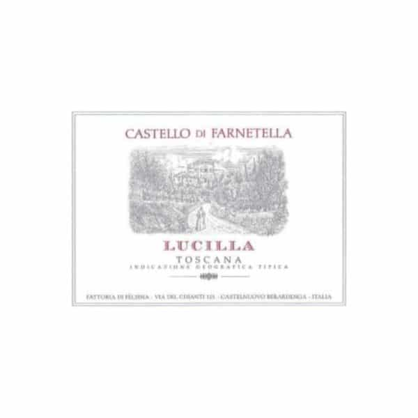 castello-di-farnetella-lucilla - red wine for sale online