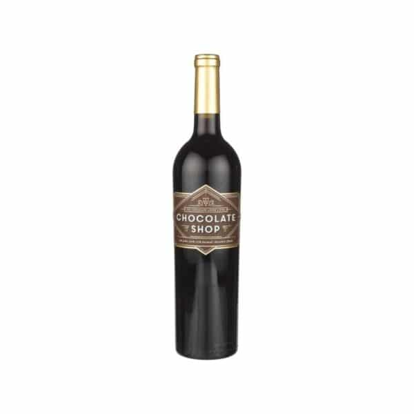 chocolate shop red wine - red wine for sale online