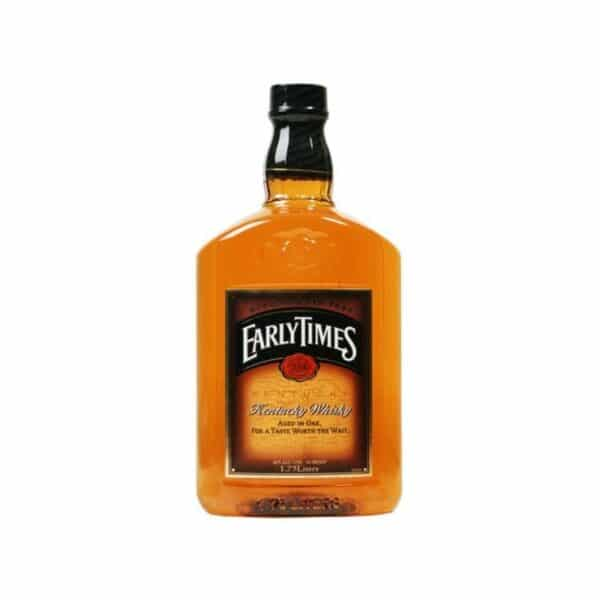 early times whiskey 1.75l - whiskey for sale online