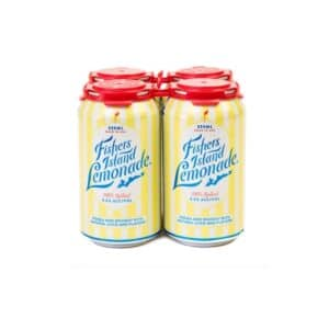 fishers island lemonade - canned cocktails for sale