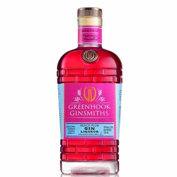greenhook ginsmiths beach plum gin - gin for sale online