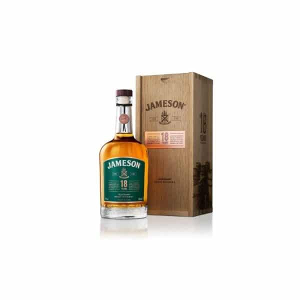 jameson 18 year irish whiskey - whiskey for sale online